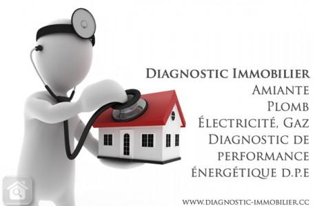 En savoir plus sur le diagnostic immobilier, amiante, DPE, plomb, électricité, gaz.